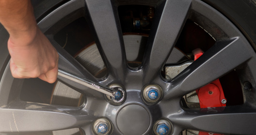 Wheel lug nuts, bolts, studs, locks